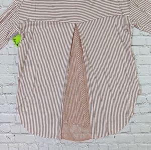 Sam Edelman Intimates & Sleepwear - Sam Edelman Intimates Zephyr Striped Sleep Shirt